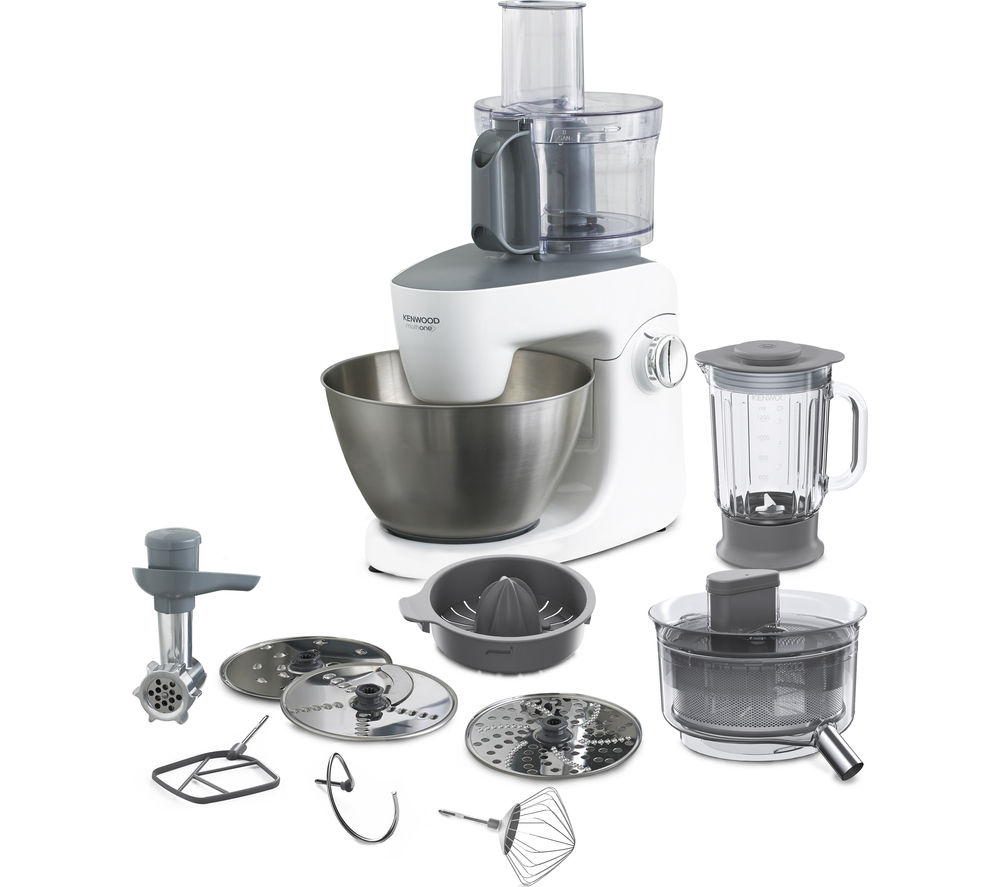 buy kenwood multione khh326w stand mixer white free delivery currys. Black Bedroom Furniture Sets. Home Design Ideas