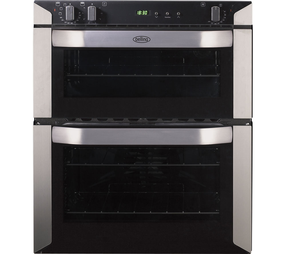 Built In Ovens Electric ~ Buy belling bi fp electric built under double oven