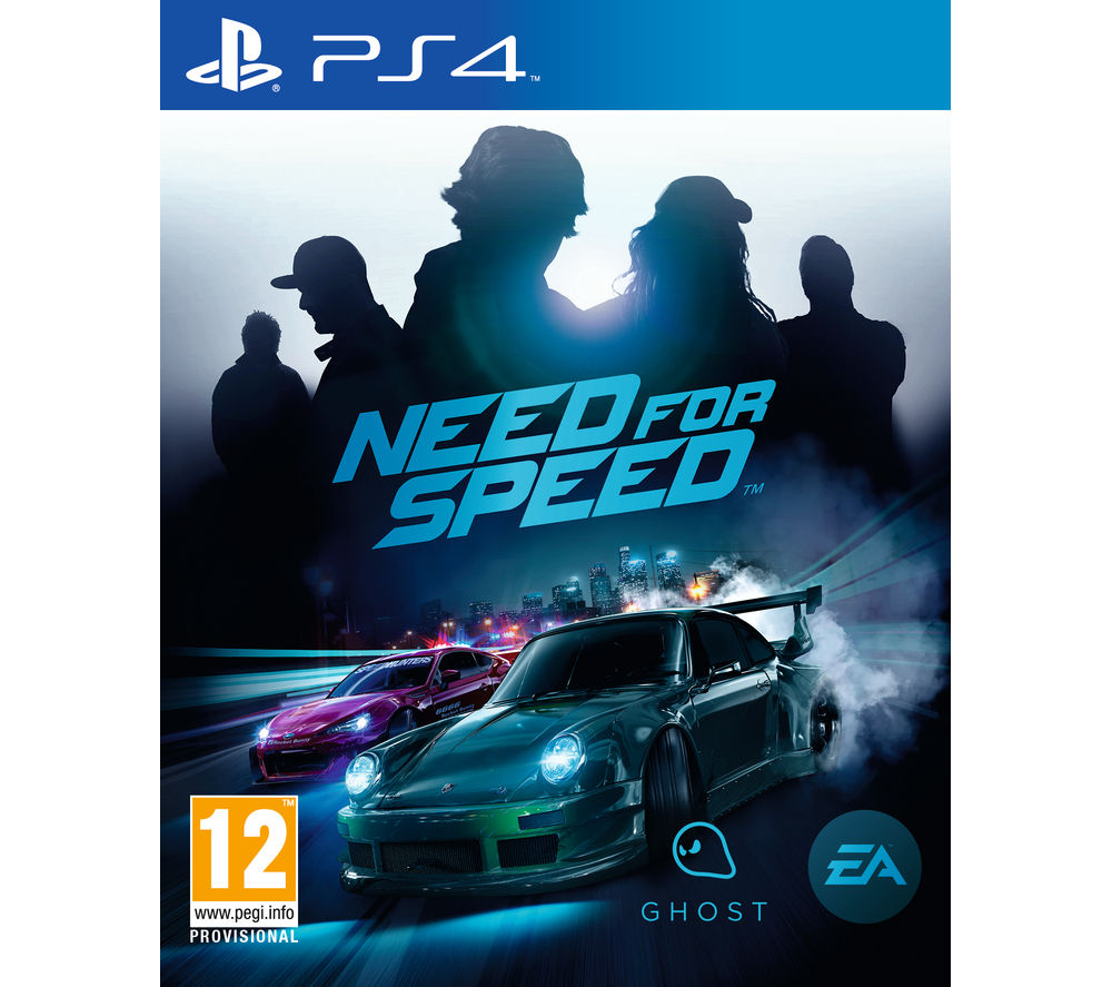 PLAYSTATION 4 Need For Speed – for PS4