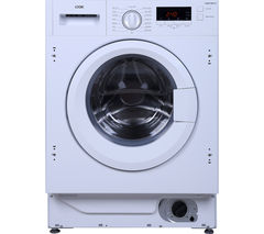 LOGIK LIW814W15 Integrated Washing Machine - White
