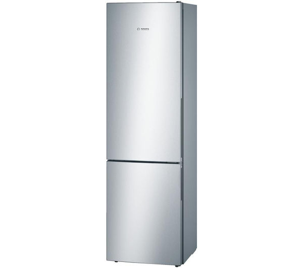 BOSCH  KGV39VL31G Fridge Freezer  Silver Silver