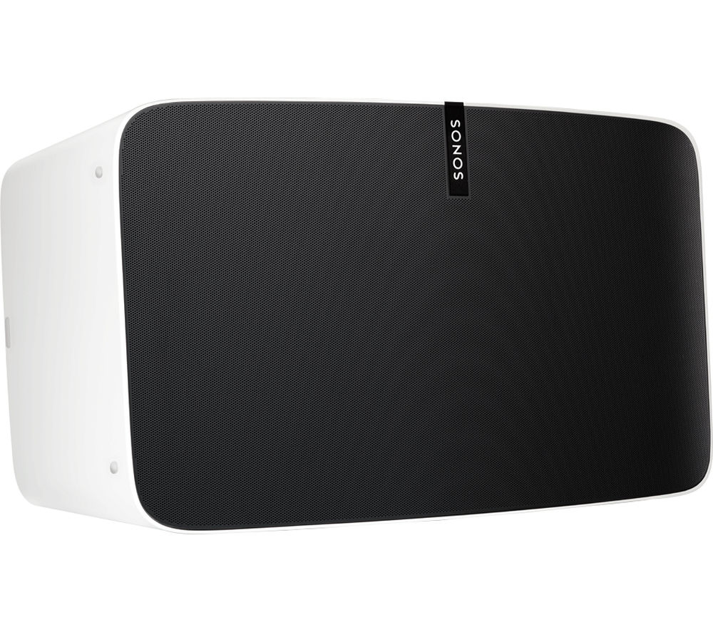 Sonos PLAY:5 Wireless Multi-Room Speaker - White, White