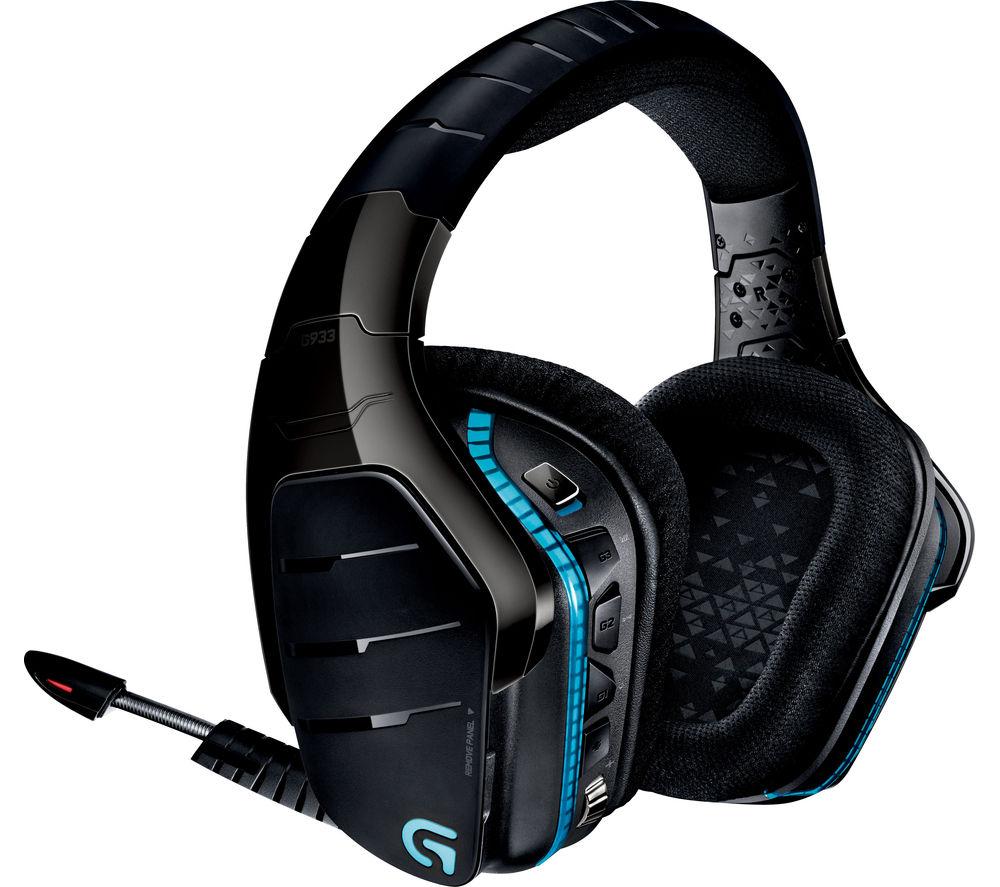 Image of Logitech Artemis Spectrum G933 Wireless 7.1 Gaming Headset