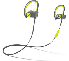Powerbeats² Wireless Bluetooth Headphones - Active Collection, Yellow