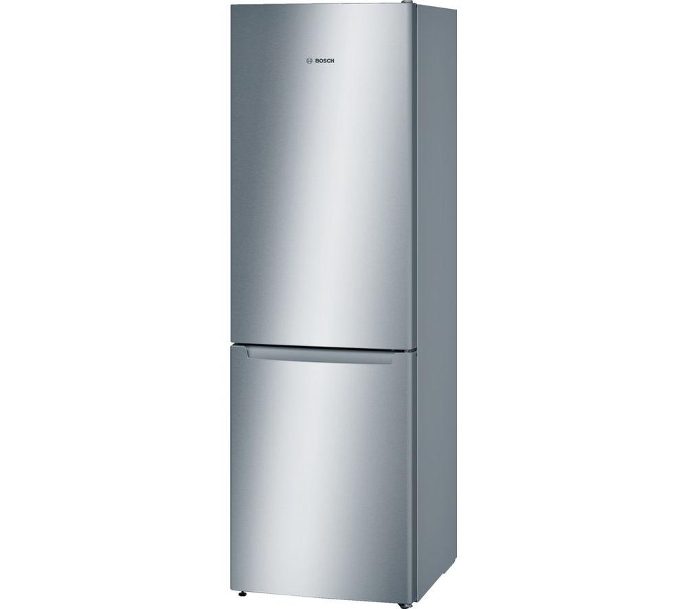 BOSCH  KGN36NL30G Fridge Freezer  Silver Silver