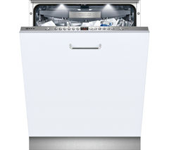NEFF S72M66X1GB Full-size Integrated Dishwasher