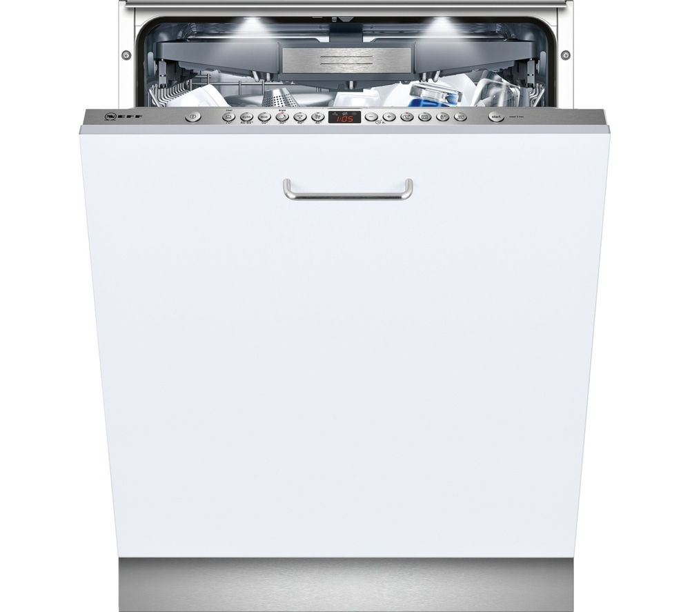NEFF S72M66X1GB Full-size Integrated Dishwasher