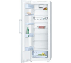 BOSCH Exxcel KSV33VW30G Tall Fridge - White