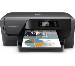 HP OfficeJet Pro 8210 Wireless Inkjet Printer