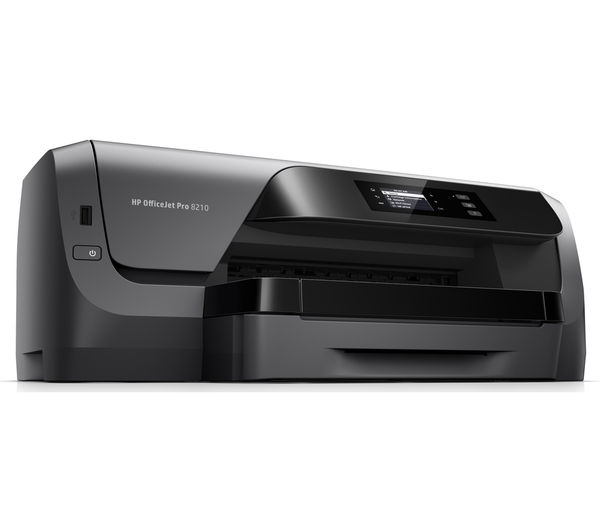 buy hp officejet pro 8210 wireless inkjet printer free delivery currys. Black Bedroom Furniture Sets. Home Design Ideas