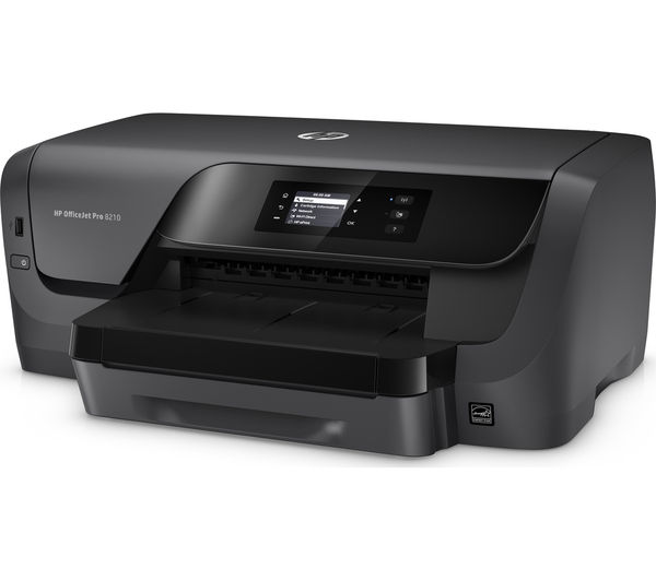 buy hp officejet pro 8210 wireless inkjet printer free delivery currys. Black Bedroom Furniture Sets. Home Design Ideas