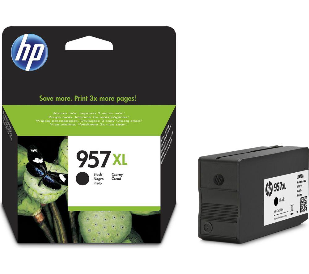HP 957XL Black Ink Cartridge