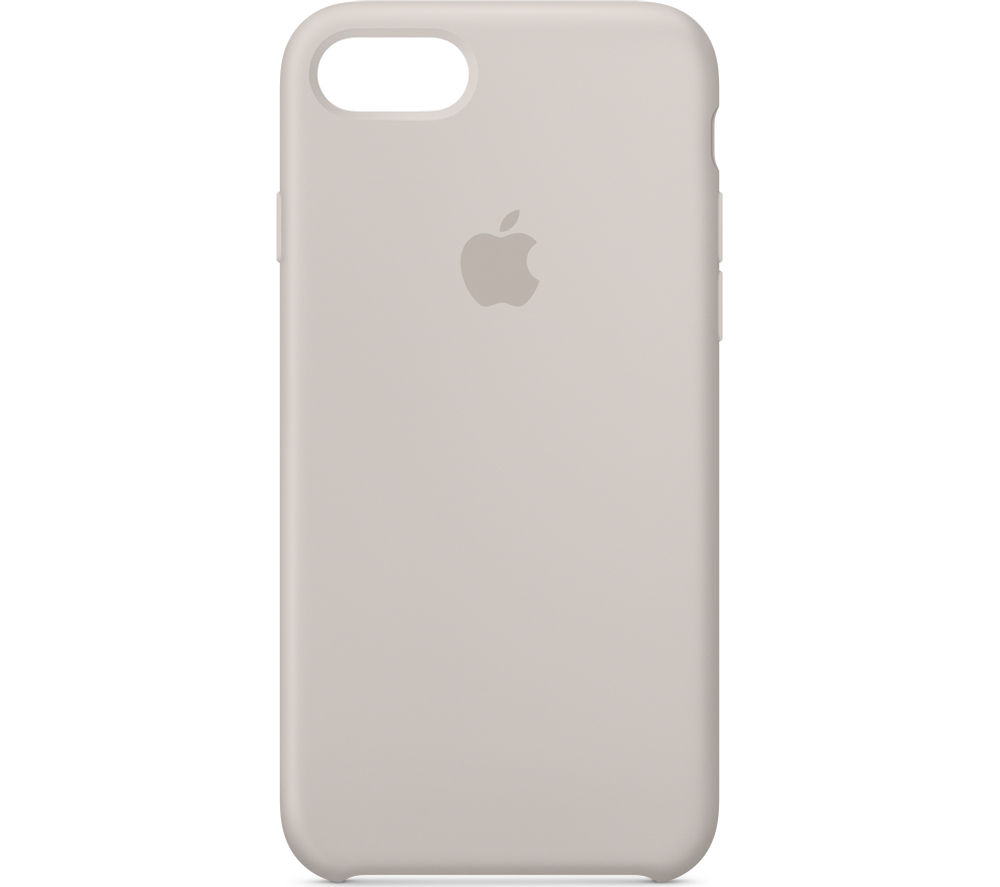 APPLE Silicone iPhone 7 Case - Stone