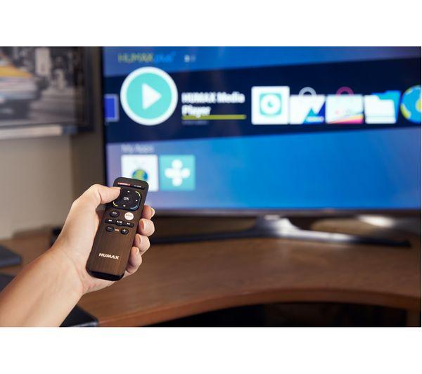 Humax h3 espresso full hd smart tv box deals pc world - Tv und mediamobel ...