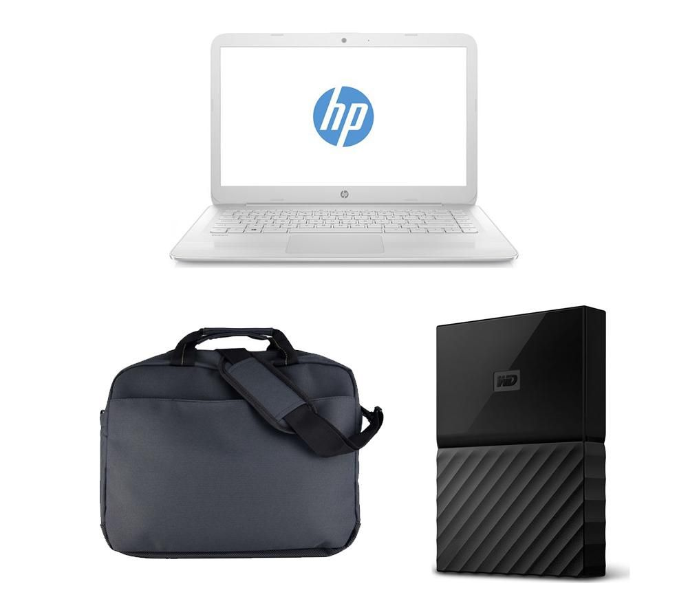 hp stream 14 ax054sa 14 laptop 1 tb portable hard drive. Black Bedroom Furniture Sets. Home Design Ideas