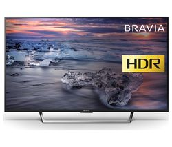 "SONY BRAVIA KDL49WE753BU 49"" Smart LED TV"