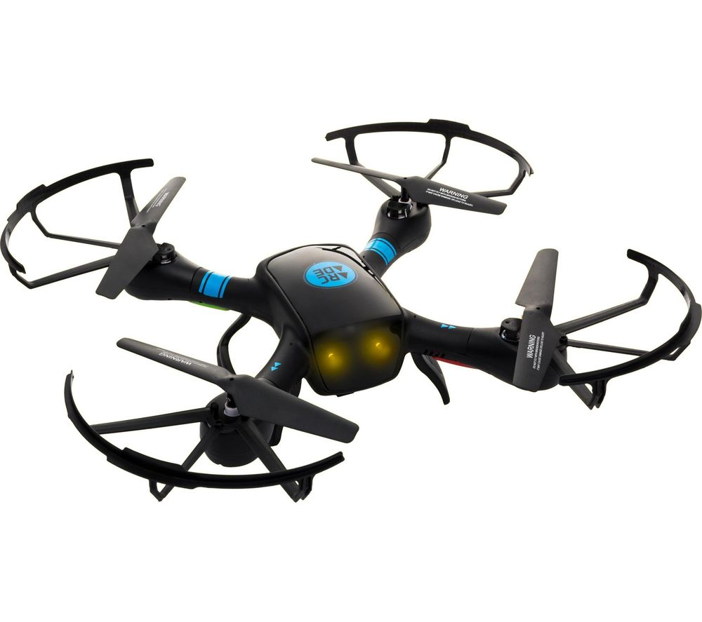 Image of ARCADE Orbit Cam HD Drone with Controller - Black, Black