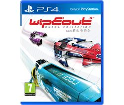 SONY WipEout: Omega Collection