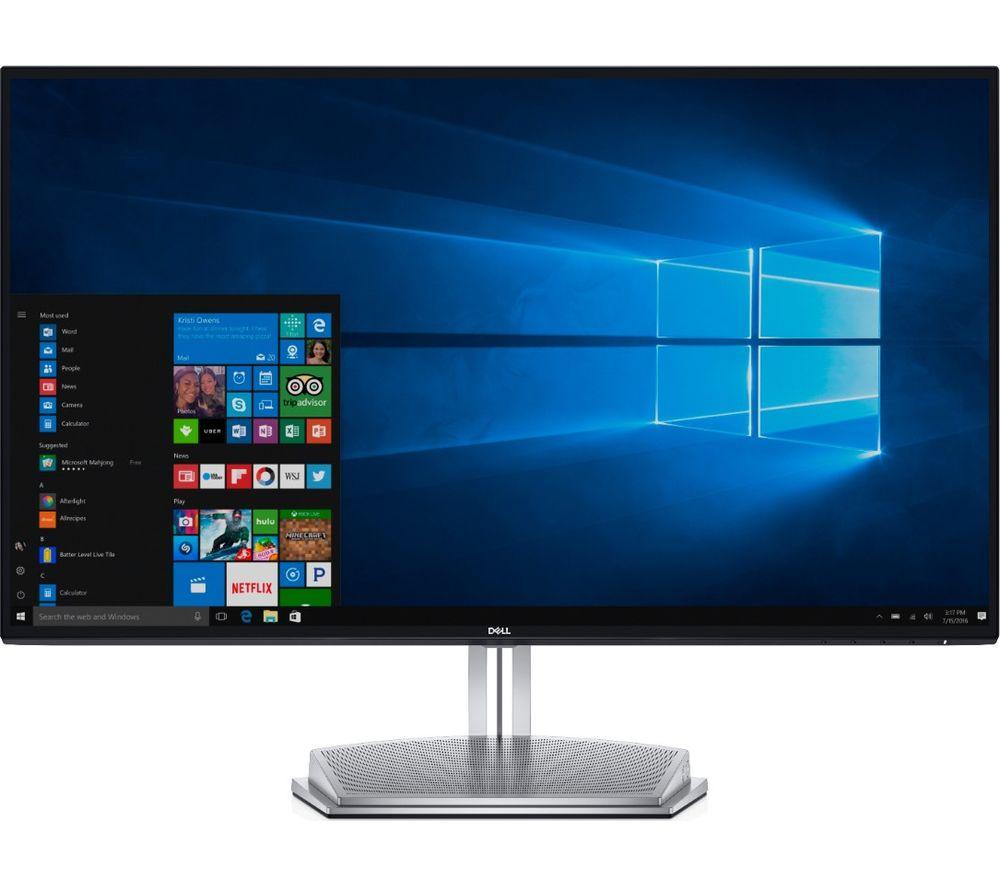 "DELL S2718H Full HD 27"" LCD Monitor - Black"