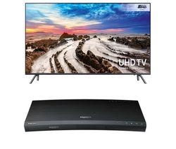 "SAMSUNG UE55MU7070 55"" Smart 4K Ultra HD HDR LED TV"