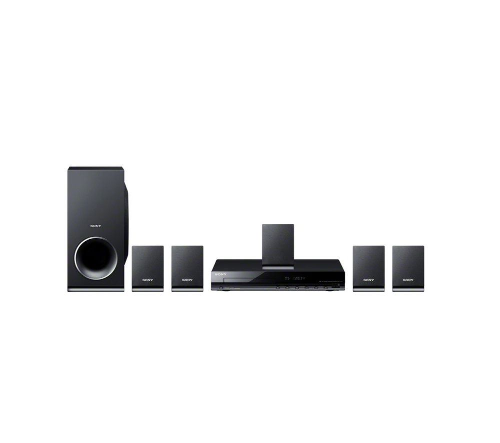 SONY DAVTZ140 5.1 DVD Home Cinema System