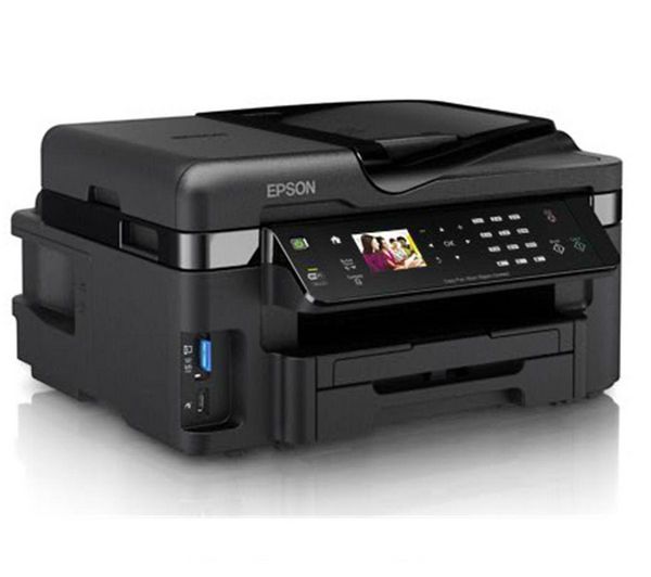 how to connect internet to epson workforce 600