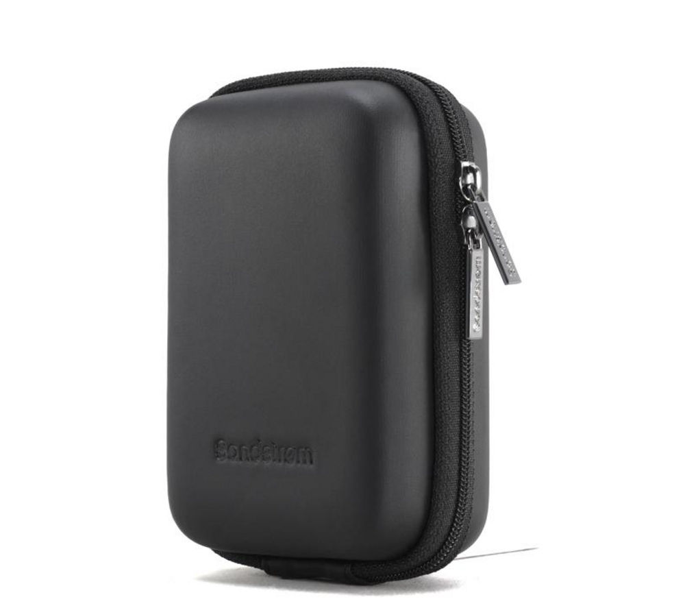 Buy SANDSTROM Hard Shell Camera Case - Black | Free Delivery | Currys