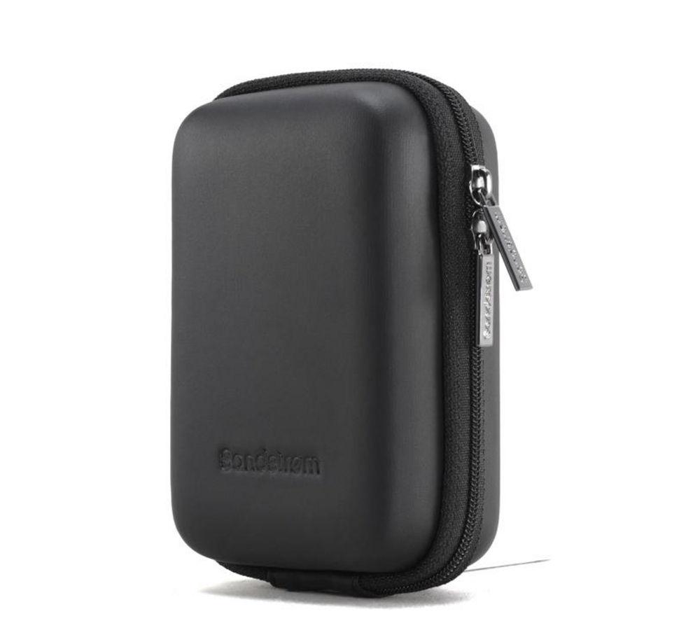 SANDSTROM Hard Shell Camera Case - Black