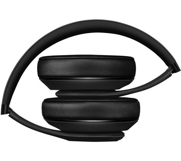 Image of BEATS Studio Wireless Bluetooth Noise-Cancelling Headphones - Matte Black