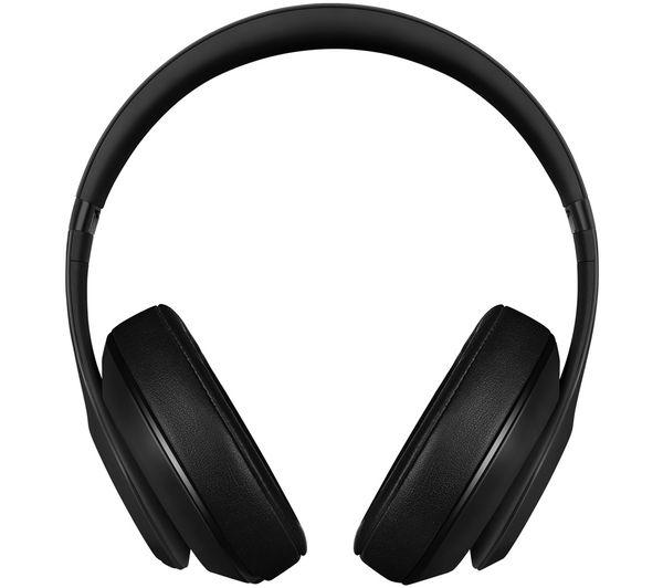 beats studio wireless bluetooth noise cancelling headphones matte black deals pc world. Black Bedroom Furniture Sets. Home Design Ideas
