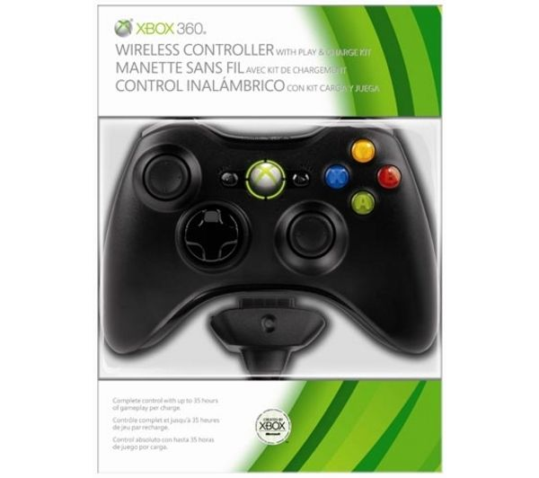 MICROSOFT Wireless Controller with Play and Charge Kit