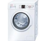 BOSCH WAQ284D0GB Washing Machine - White