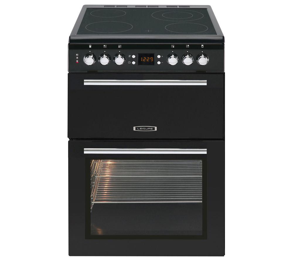 LEISURE AL60CRK Electric Ceramic Cooker - Black