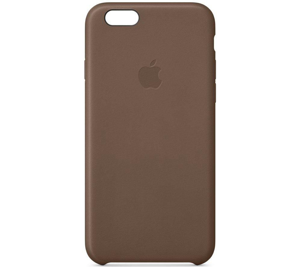 APPLE iPhone 6 Case - Brown