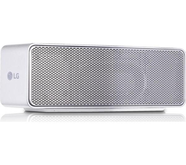 Lg Portable Bluetooth Speaker Np7550: Buy LG Music Flow P7 Portable Wireless Speaker - White