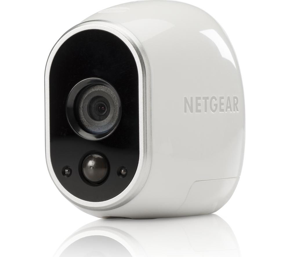 Buy Netgear Arlo Smart Home Security Camera Free