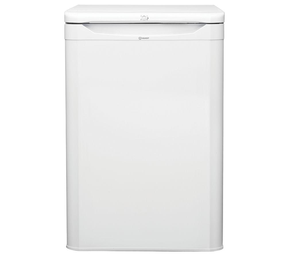 INDESIT TZAA10 Undercounter Freezer - White