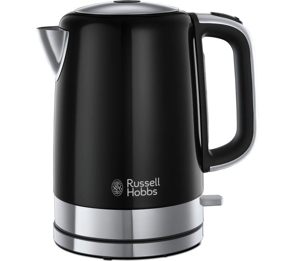 Buy Russell Hobbs Windsor 22822 Jug Kettle Black Free