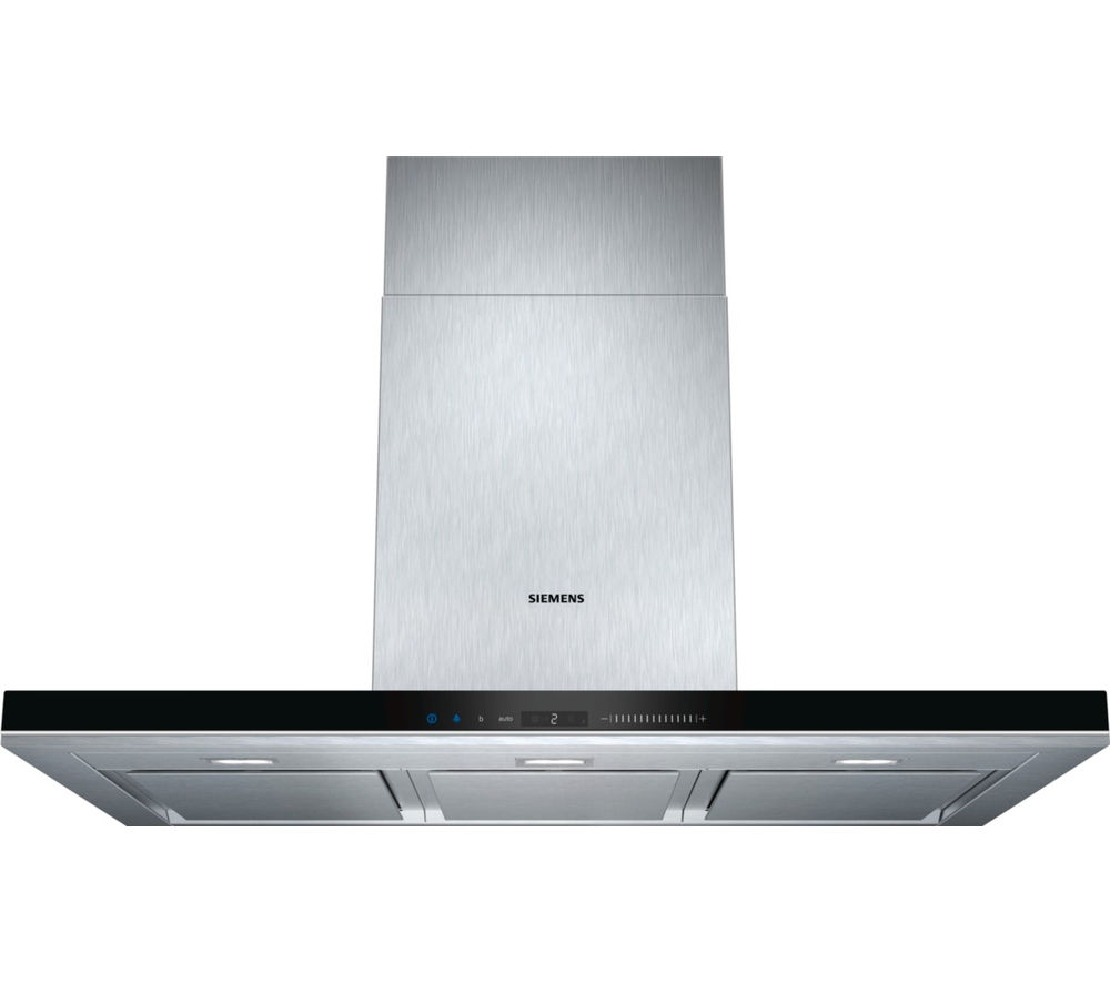 SIEMENS LC91BA582B Chimney Cooker Hood - Stainless Steel