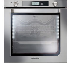 HOOVER Wizard HOA03VX Electric Smart Oven - Stainless Steel