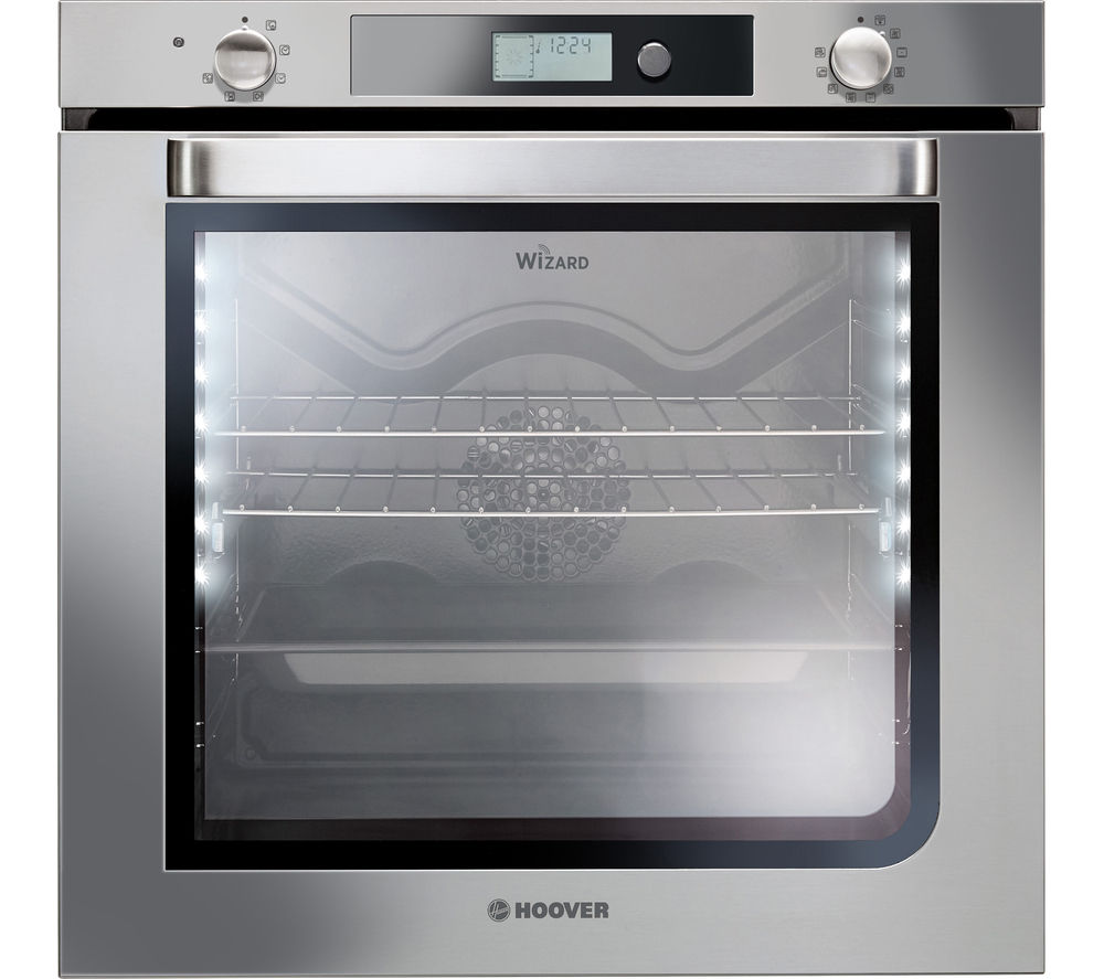 HOOVER  Wizard HOA03VX Electric Smart Oven  Stainless Steel Stainless Steel