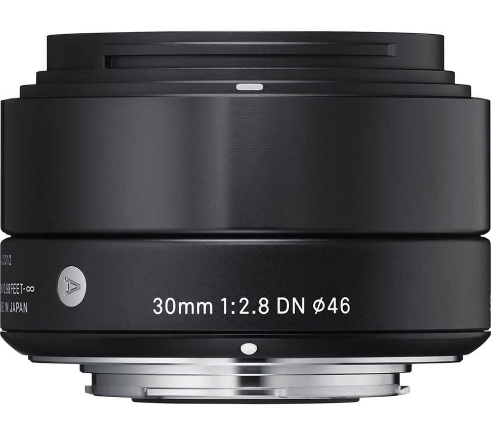 SIGMA 30 mm f/2.8 DN A Standard Prime Lens