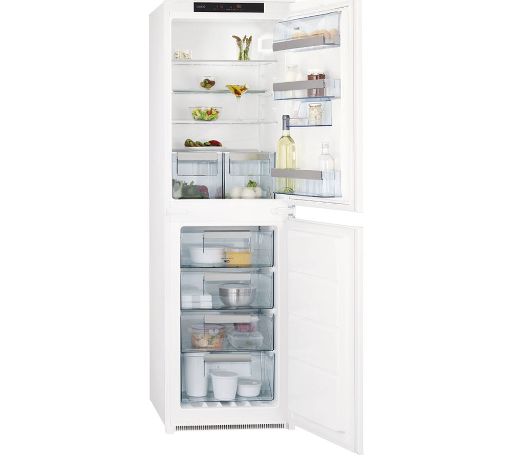 AEG SCN71800S1 Integrated Fridge Freezer