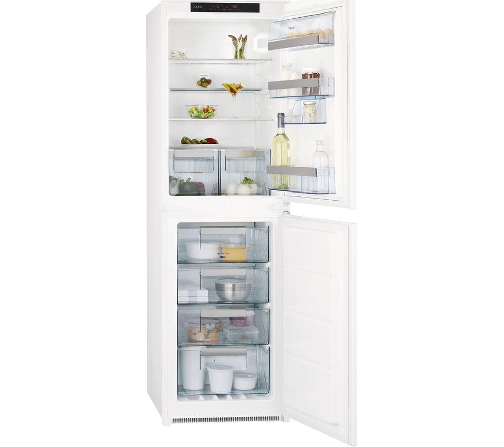 AEG  SCN71800S1 Integrated Fridge Freezer