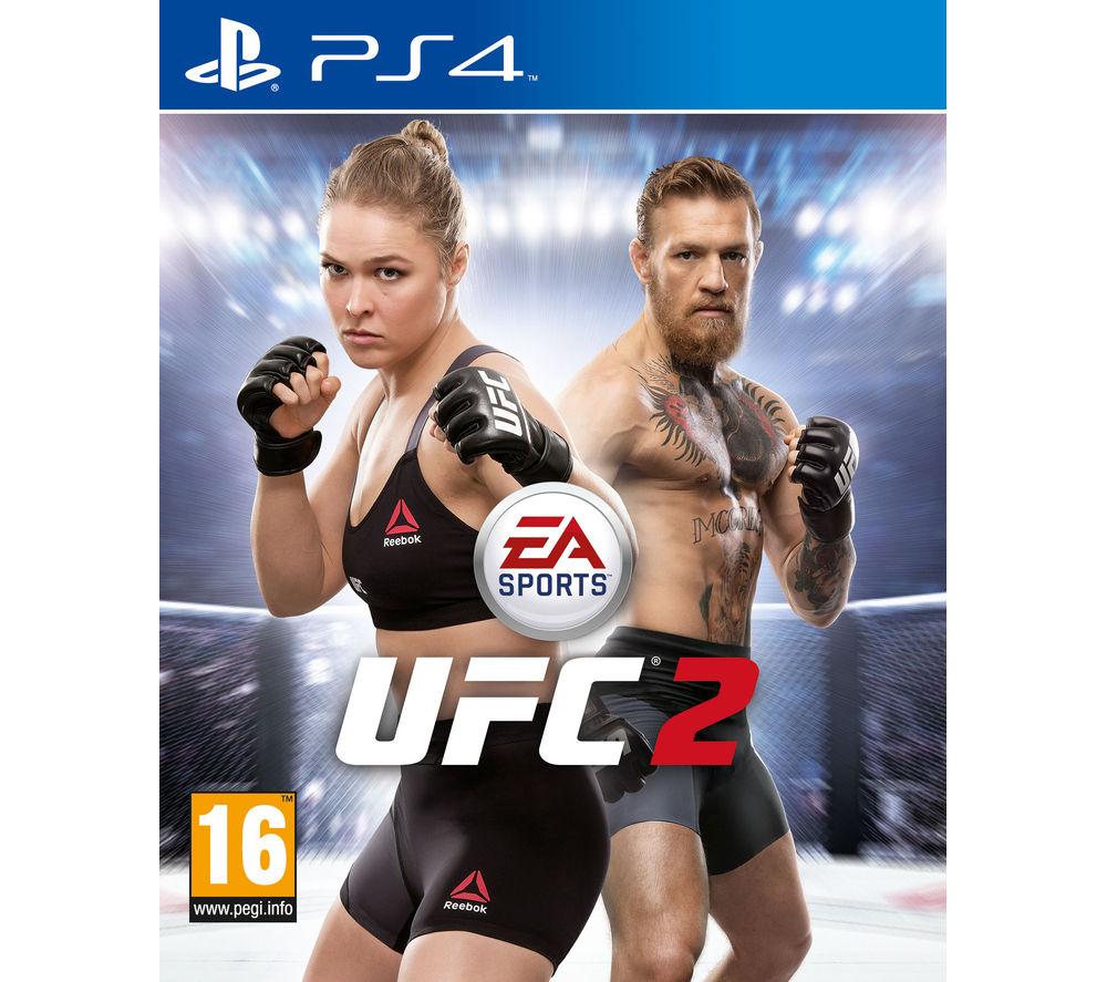 PLAYSTATION 4 UFC 2