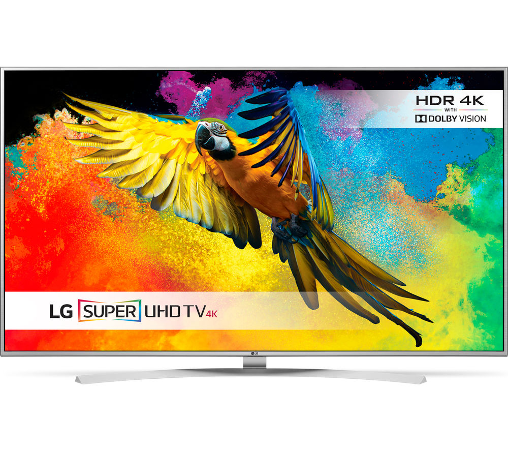 "55"" LG 55UH770V Smart 4K Ultra HD HDR  LED TV"