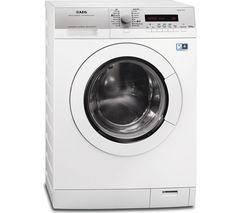 AEG L76685NWD Washer Dryer - White