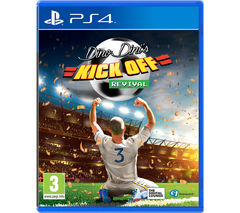 PLAYSTATION 4 Dino Dini's Kick Off Revival
