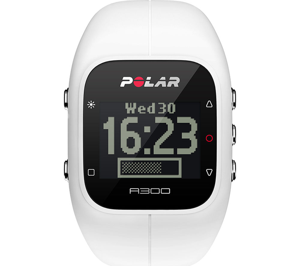 POLAR A300 - White, Universal