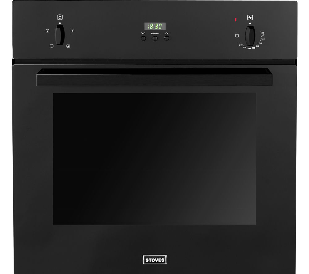 Electric Kitchen Stoves And Ovens ~ Buy stoves seb fps electric oven black free delivery